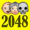 2048 Emoji Lifetime - from Cradle to Grave