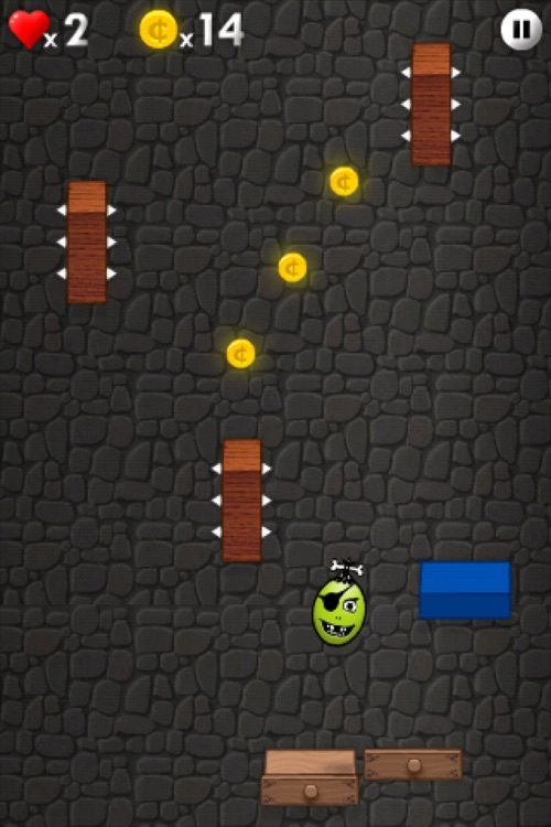 Bouncy Monster screenshot-3