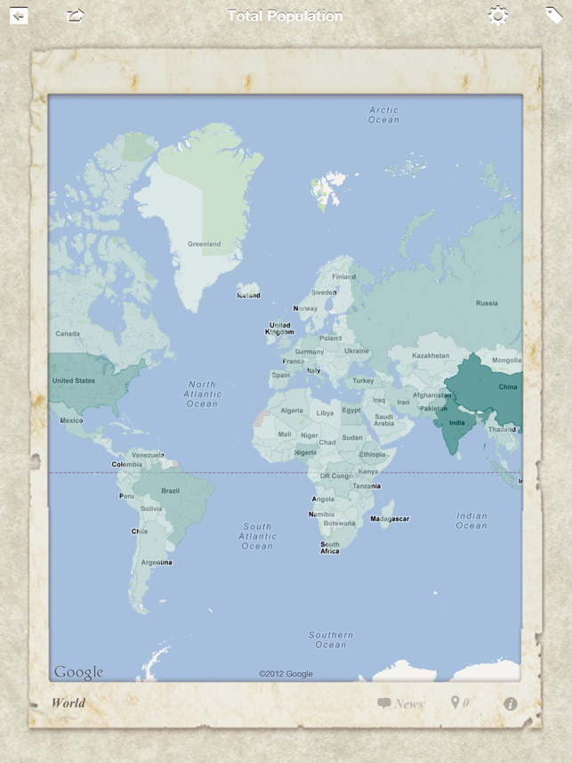 Atlas of the world on the app store atlas of the world on the app store gumiabroncs Gallery
