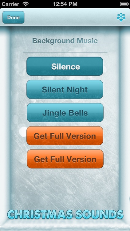 Christmas Sounds and Music Free - Merry Christmas! screenshot-3