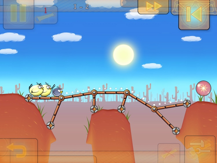 Fat Birds Build a Bridge - Free HD