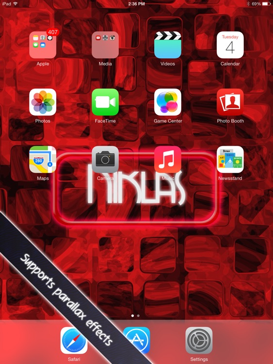 Neon Monogram HD FREE - Designer Wallpaper, Icon Skin Monograms and Customized Backgrounds screenshot-3