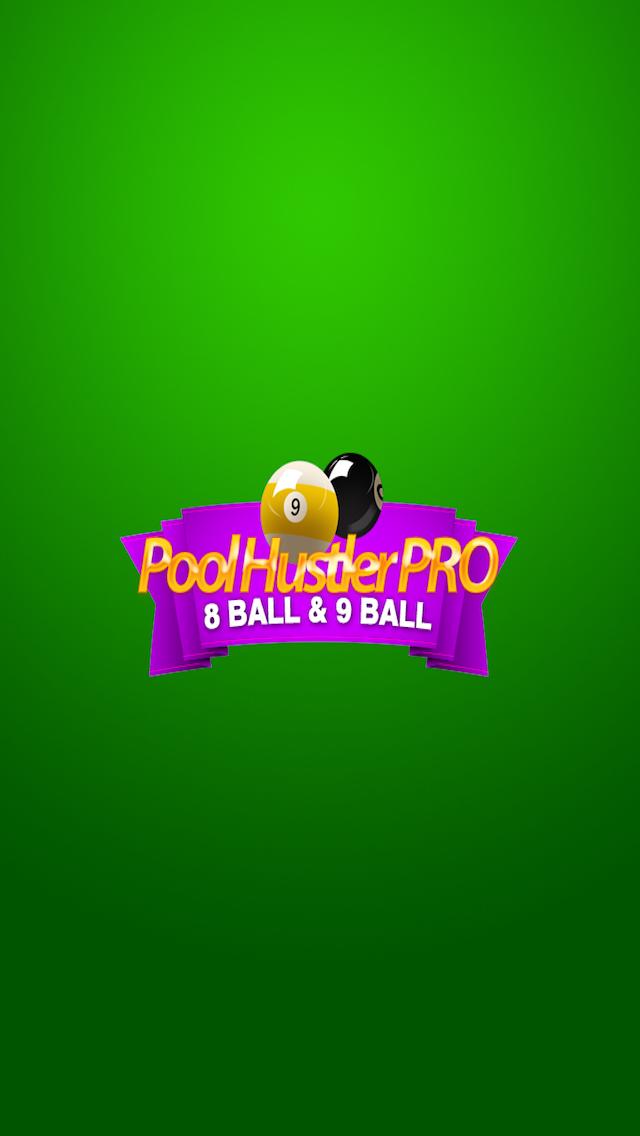 Pool Hustler Pro 8 Ball and 9 Ball