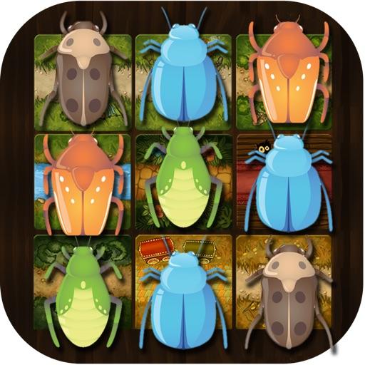 Bug Smash Killer Match Puzzle - Dude Squash Solver Blitz World Pro