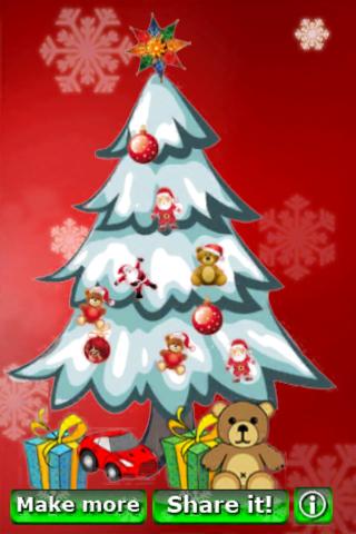 make christmas tree! screenshot four