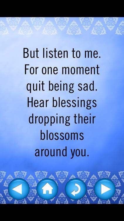 Ancient Wisdom Rumi Quotes screenshot-4