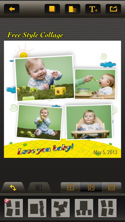 ProCollage - Photo Collage Maker & Photo Stitch Creator
