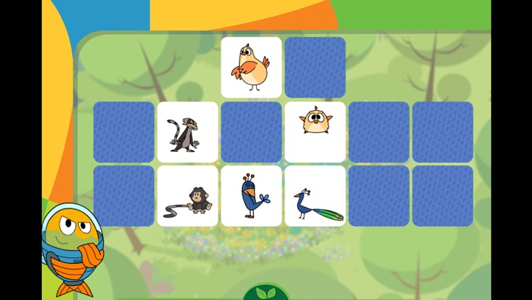Fishtronaut's Memory Game 2 Lite screenshot-3