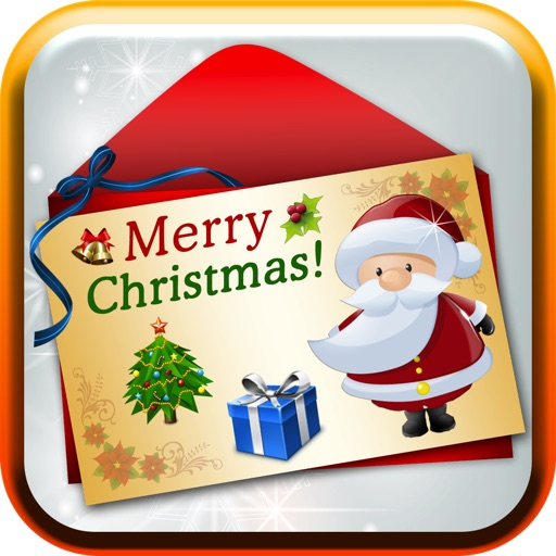 iChristmas Card Maker icon