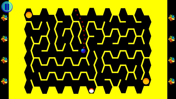 Wee Kids Mazes screenshot-1