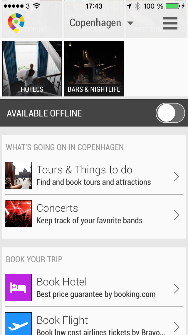 Copenhagen City Travel Guide - GuidePal screenshot two