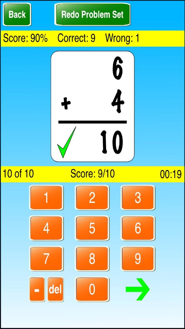 Math Cards ! ! Screenshot