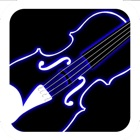 E-Violin : Playing real violin on your device icon