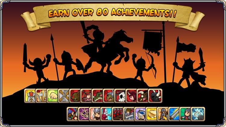 Medieval Rush screenshot-4