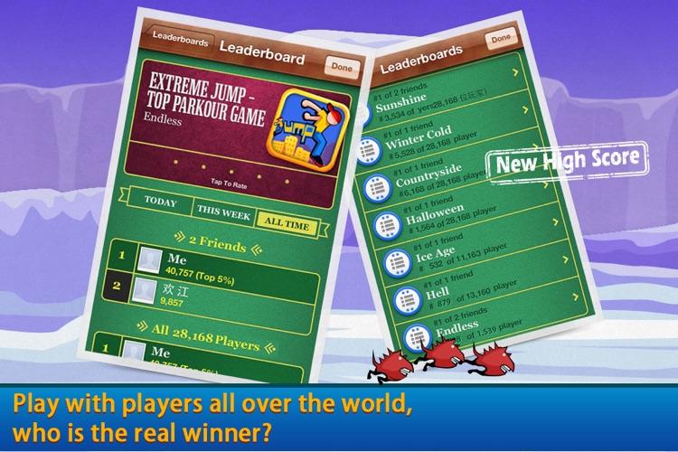 Extreme Jump - Top Parkour Game screenshot-4