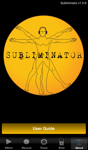 Subliminator on the App Store