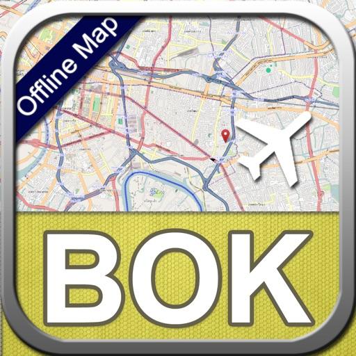 Bangkok Offline Map Pro