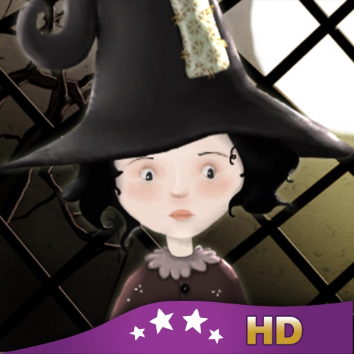 The Witch's Apprentice HD - Children's Story Book