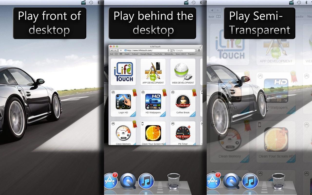 Desktop Movies