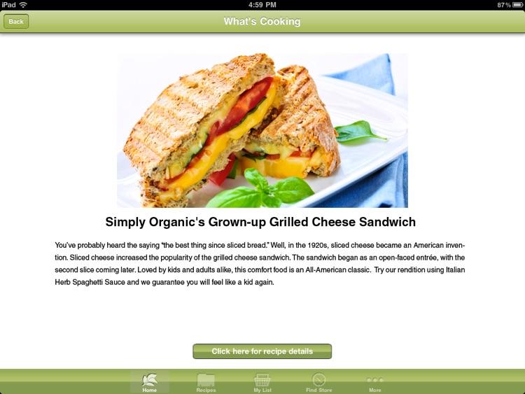 Simply Organic HD screenshot-4