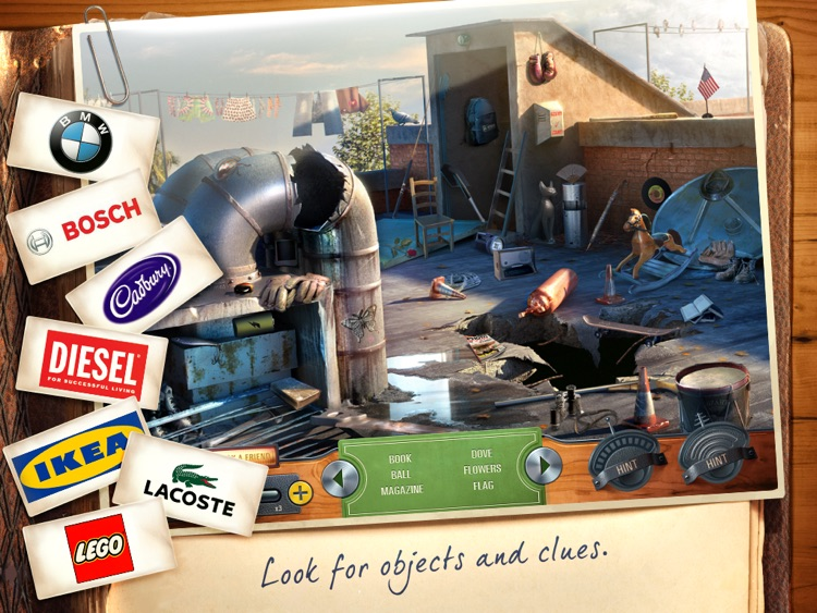 Brandmania: Hidden Objects HD