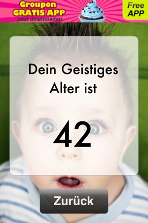 Dein Alter? im App Store