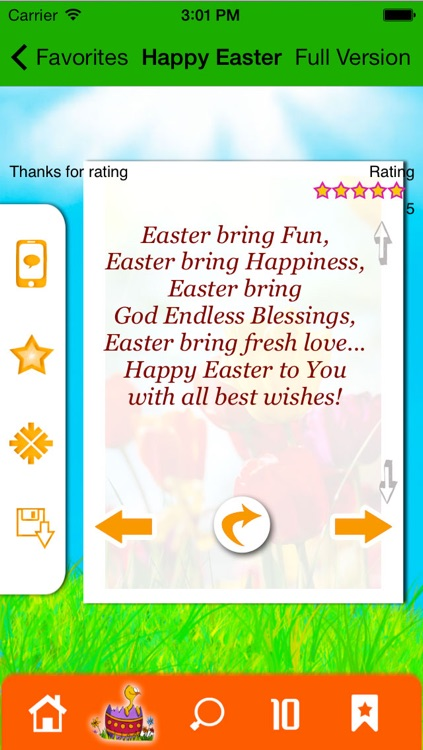 Happy Easter - Send greetings to friends & family