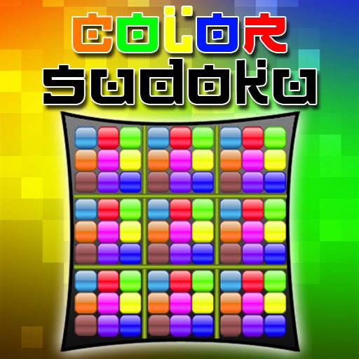 Colour Sudoku icon
