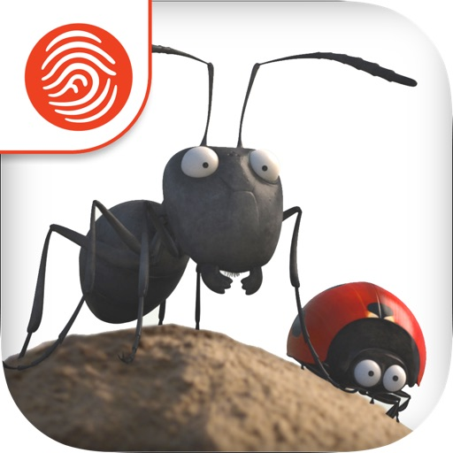 Minuscule: Valley of the Lost Ants - A Fingerprint Network App