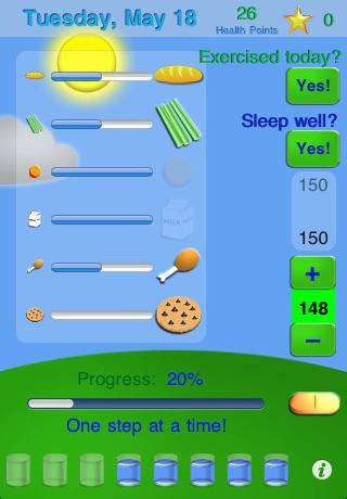 Healthy Me screenshot-3