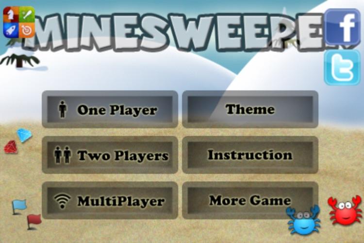 Versus Minesweeper by Kwok Chun Hin