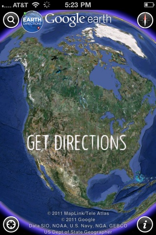 Earth Directions review screenshots