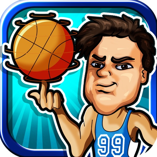 Flick It Free Throw Basketball Tricks Pro Game Full Version icon
