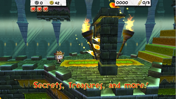 Paper Monsters screenshot-4
