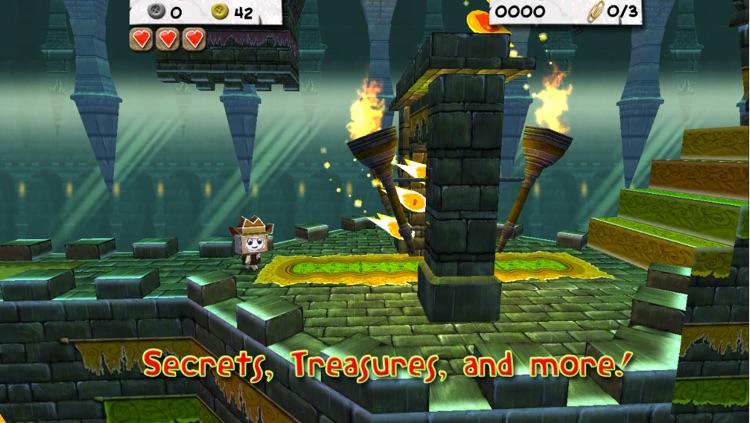 Paper Monsters screenshot-4