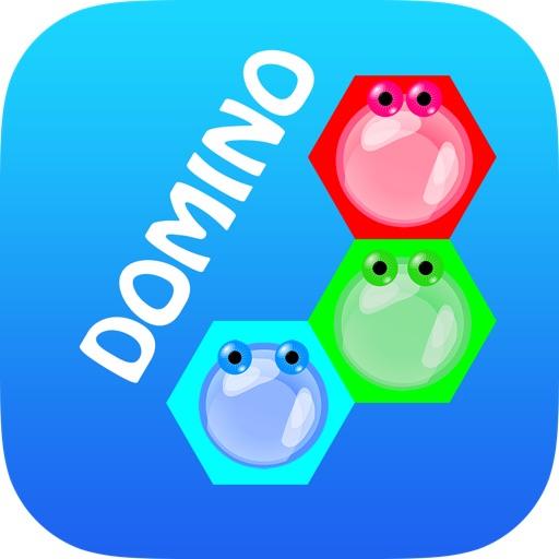 Domino Bubble World