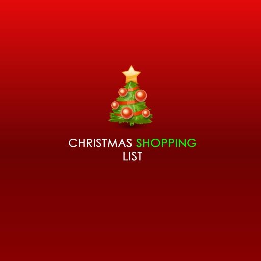 Christmas Shopping List App