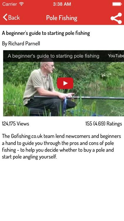 Fishing Guide - Complete Video Guide screenshot-3