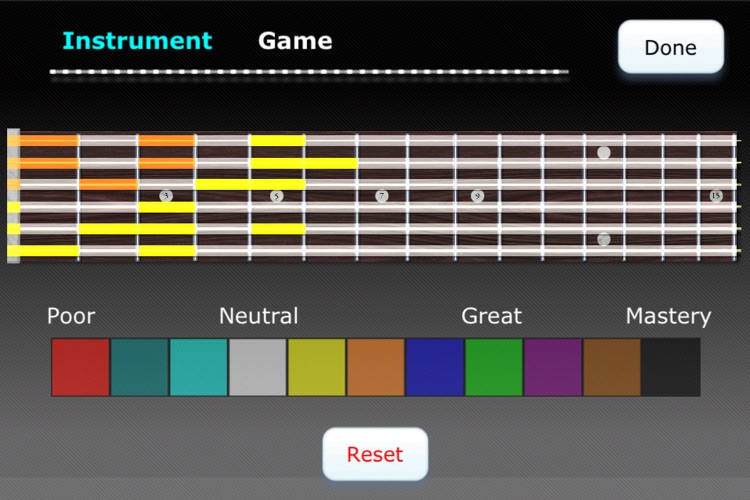 Fret Tester - Learn Notes for Guitar, Bass, and Mandolin screenshot-3