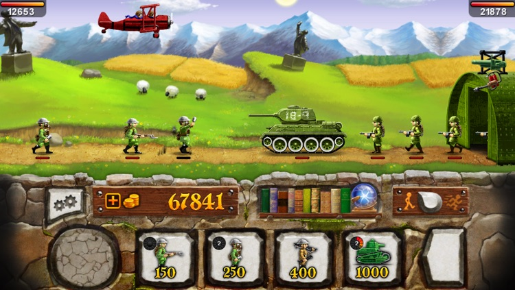 Nuclear Knight - Invasion in time. screenshot-3