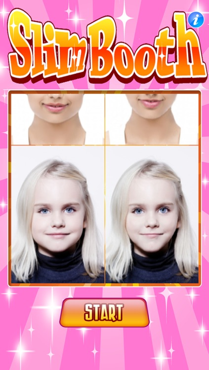 Slim Booth (Lite) – Magic! Slimmer Face and Bigger Eyes