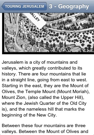 Guide to the Old City of Jerusalem