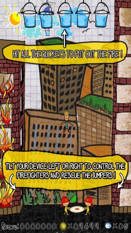 Doodle Fire screenshot-3
