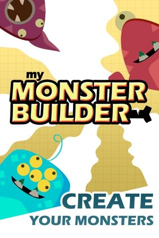 Monster Builder Best Free Monsters Design Lab Game For Kids App