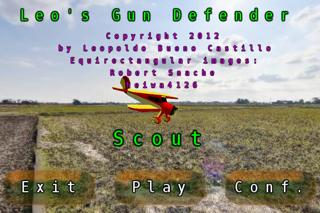 Leo's Gun Defender screenshot two