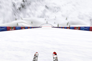 Touch Ski 3D - Presented by The Ski Channelのおすすめ画像3