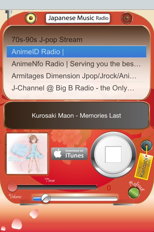 Japanese Music Radio