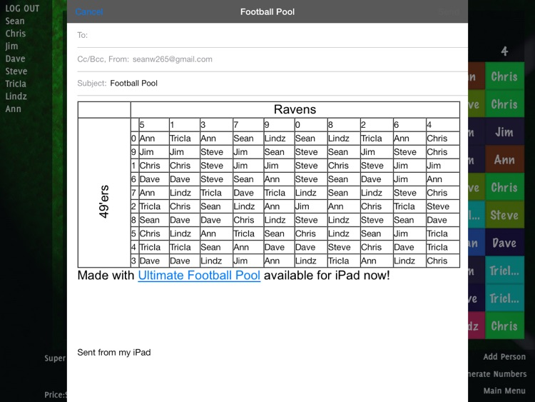 Ultimate Football Pool screenshot-4