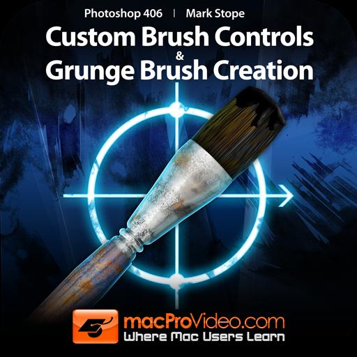 Course For Photoshop CS5 406 - Custom Brush Creation