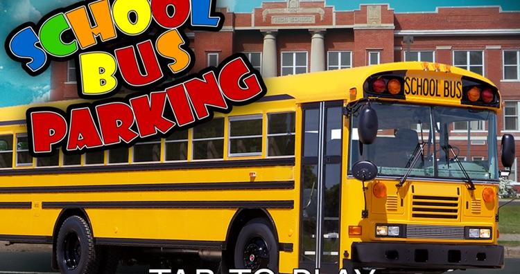 Bus Parking 3D - School Bus